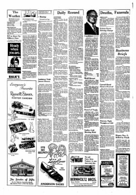 Carrol Daily Times Herald from Carroll, Iowa on April 9, 1974 · Page 2