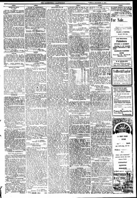 The Bakersfield Californian from Bakersfield, California on December 22, 1908 · Page 11