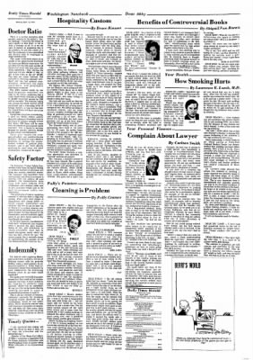 Carrol Daily Times Herald from Carroll, Iowa on April 15, 1974 · Page 3