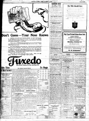 Sterling Standard from Sterling, Illinois on October 13, 1916 · Page 7