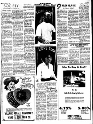 Hope Star from Hope, Arkansas on February 7, 1968 · Page 2