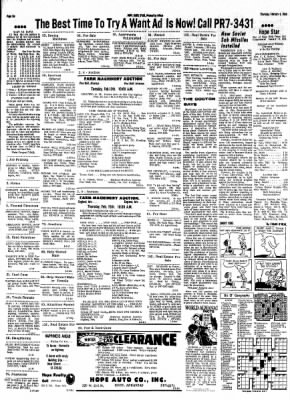 Hope Star from Hope, Arkansas on February 8, 1968 · Page 5
