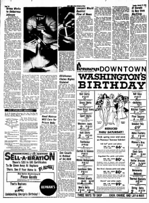 Hope Star from Hope, Arkansas on February 20, 1968 · Page 9