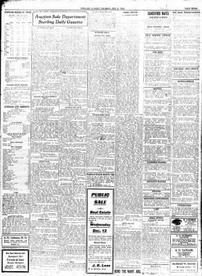 Sterling Standard from Sterling, Illinois on December 9, 1916 · Page 7