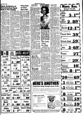 Hope Star from Hope, Arkansas on March 28, 1968 · Page 9