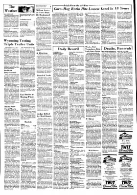 Carrol Daily Times Herald from Carroll, Iowa on June 4, 1974 · Page 2