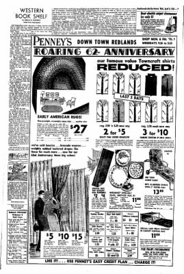 Redlands Daily Facts from Redlands, California on April 8, 1964 · Page 7