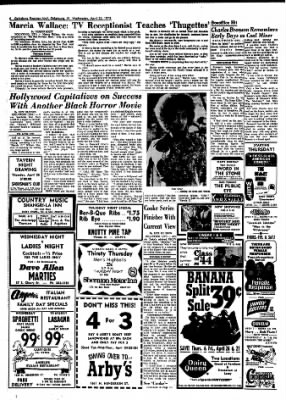 Galesburg Register-Mail from Galesburg, Illinois on April 25, 1973 · Page 6