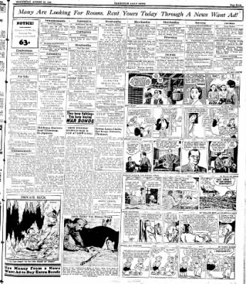 Naugatuck Daily News from Naugatuck, Connecticut on August 23, 1944 · Page 7