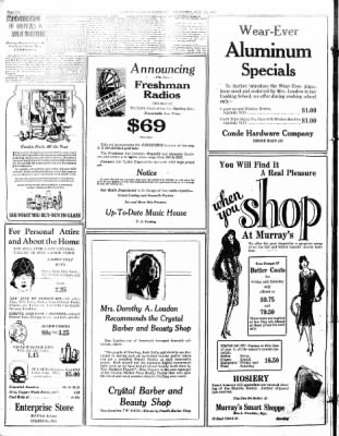 Sterling Standard from Sterling, Illinois on October 18, 1928 · Page 10