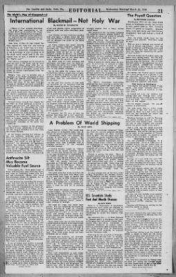 The Gazette and Daily from York, Pennsylvania on March 24, 1948 · Page 21