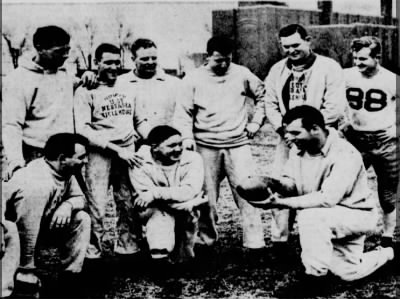 1951 alumni team photo