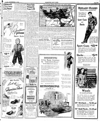 Naugatuck Daily News from Naugatuck, Connecticut on September 15, 1944 · Page 5