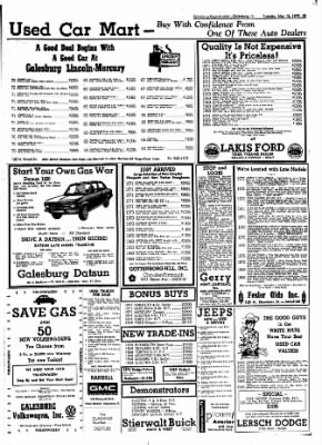 Galesburg Register-Mail from Galesburg, Illinois on May 15, 1973 · Page 23