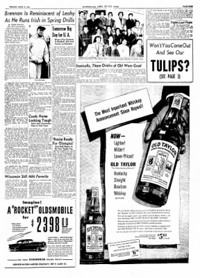 The Courier News from Blytheville, Arkansas on April 9, 1954 · Page 9