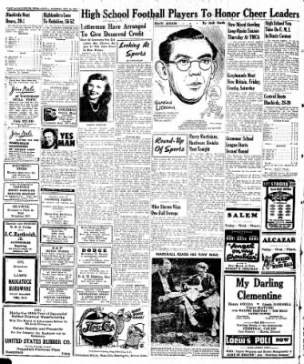 Naugatuck Daily News from Naugatuck, Connecticut on January 14, 1947 · Page 6
