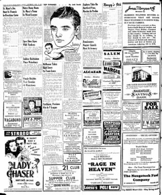 Naugatuck Daily News from Naugatuck, Connecticut on January 18, 1947 · Page 6