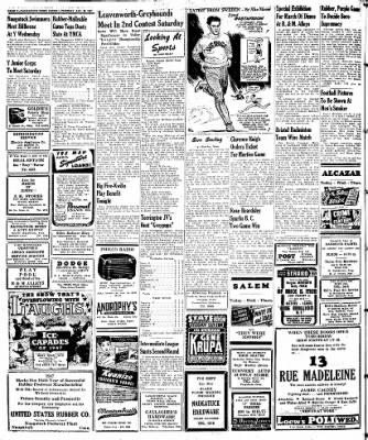 Naugatuck Daily News from Naugatuck, Connecticut on January 28, 1947 · Page 6