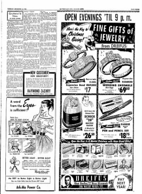 The Courier News from Blytheville, Arkansas on December 14, 1954 · Page 3