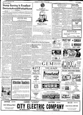 The Courier News from Blytheville, Arkansas on August 15, 1953 · Page 3