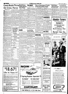 The Courier News from Blytheville, Arkansas on May 14, 1954 · Page 14