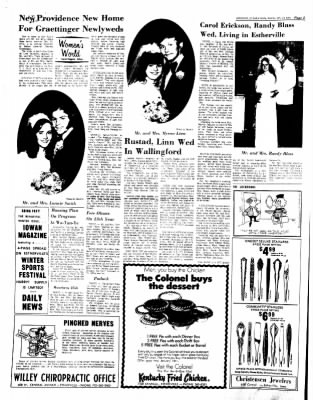 Estherville Daily News from Estherville, Iowa on January 11, 1973 · Page 2