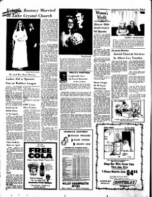 Estherville Daily News from Estherville, Iowa on January 25, 1973 · Page 2