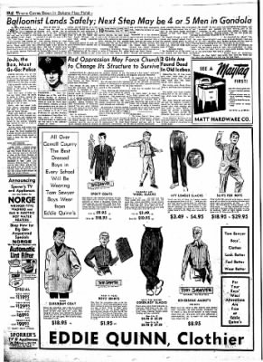 Carrol Daily Times Herald from Carroll, Iowa on August 21, 1957 · Page 10
