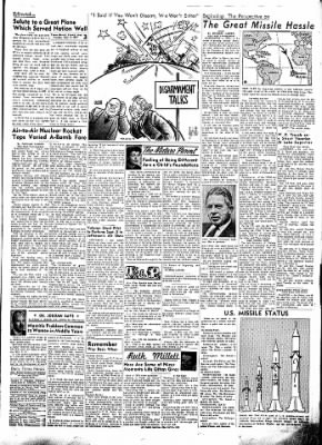 Carrol Daily Times Herald from Carroll, Iowa on September 3, 1957 · Page 13