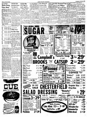 Alton Evening Telegraph from Alton, Illinois on July 21, 1960 · Page 22