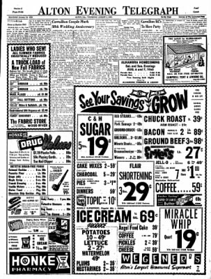 Alton Evening Telegraph from Alton, Illinois on August 4, 1960 · Page 18