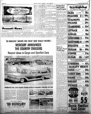 Hope Star from Hope, Arkansas on November 24, 1958 · Page 2