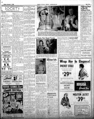Hope Star from Hope, Arkansas on December 1, 1958 · Page 3