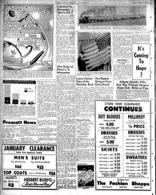 Hope Star from Hope, Arkansas on January 5, 1959 · Page 2