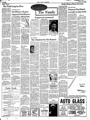 Alton Evening Telegraph from Alton, Illinois on July 5, 1963 · Page 10