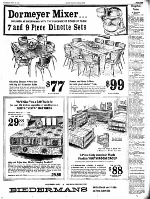 Alton Evening Telegraph from Alton, Illinois on July 18, 1963 · Page 9