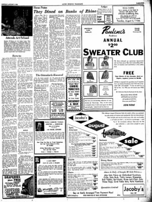Alton Evening Telegraph from Alton, Illinois on August 5, 1963 · Page 9