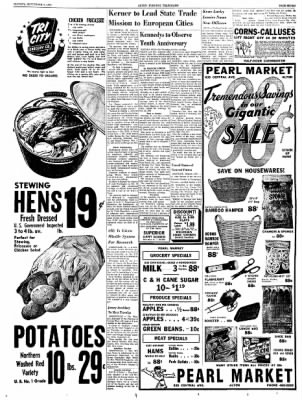 Alton Evening Telegraph from Alton, Illinois on September 9, 1963 · Page 7