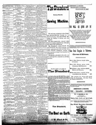The Postville Review from Postville, Iowa on October 10, 1891 · Page 4