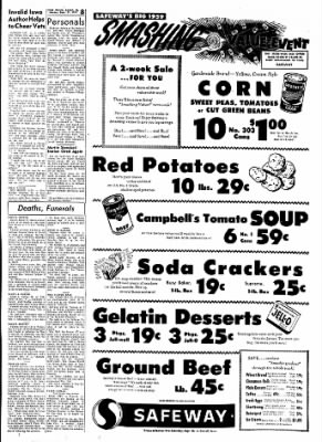 Carrol Daily Times Herald from Carroll, Iowa on September 21, 1959 · Page 8