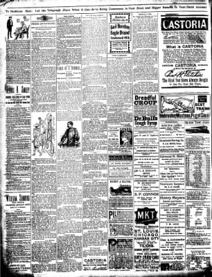 Alton Evening Telegraph from Alton, Illinois on December 13, 1898 · Page 4