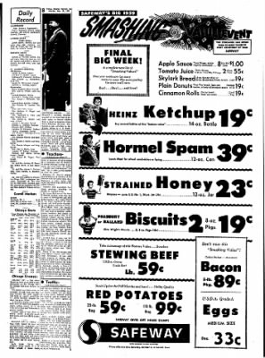 Carrol Daily Times Herald from Carroll, Iowa on September 28, 1959 · Page 8