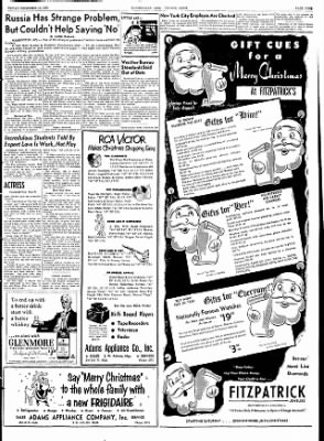 The Courier News from Blytheville, Arkansas on December 11, 1953 · Page 9