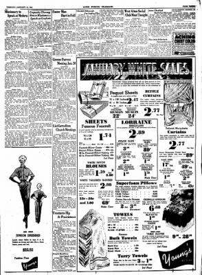 Alton Evening Telegraph from Alton, Illinois on January 10, 1950 · Page 3