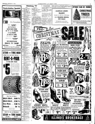 Mt. Vernon Register-News from Mt Vernon, Illinois on December 11, 1963 · Page 5