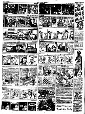 Alton Evening Telegraph from Alton, Illinois on April 17, 1961 · Page 18