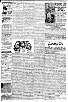 Logansport Pharos-Tribune from Logansport, Indiana on August 26, 1896 · Page 7