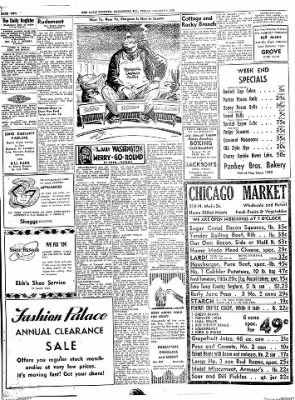 The Daily Register from Harrisburg, Illinois on January 9, 1948 · Page 2