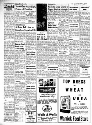 The Wellington Leader from Wellington, Texas on February 6, 1964 · Page 10