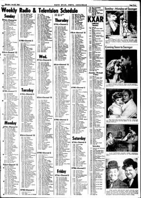 Hope Star from Hope, Arkansas on June 24, 1961 · Page 3